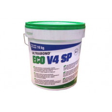 Универсальный вододисперсионный клей ULTRABOND ECO V4 SP / V4 SP CONDUCTIVE, 16 кг