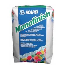 Однокомпонентный цементный состав Monofinish, 22 кг