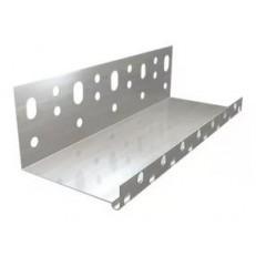 Алюминиевый цокольный профиль 2,5 м