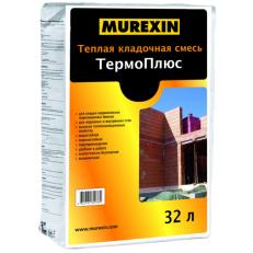 Теплая кладочная смесь ТермоПлюс, 32 литра