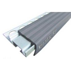 Алюминиевый закладной профиль ALPB, 2,40 м