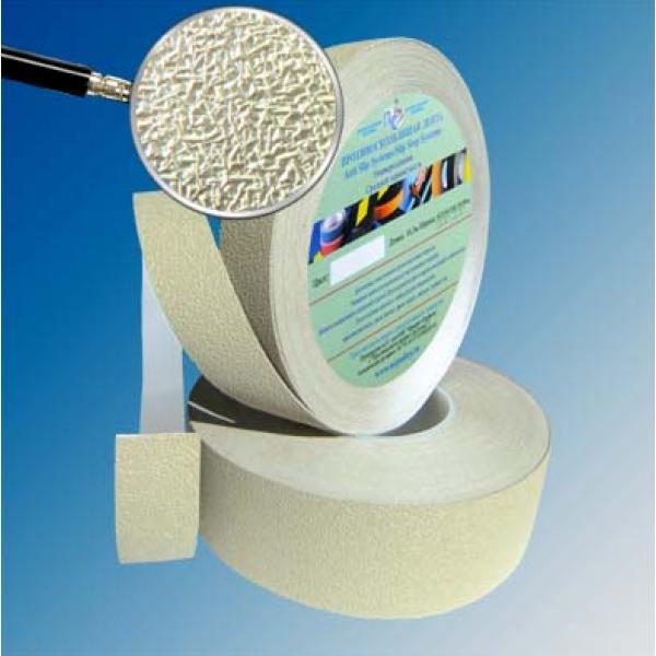 Самоклеющиеся виниловые и полиуретановые ленты против скольжения, ролик 18,3 м