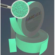 Самоклеющиеся фотолюминесцентные абразивные ленты против скольжения AntiSlip Systems, рулон 18,3 м.п.