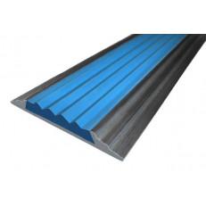 Алюминиевая накладная полоса без покрытия 46 мм/5 мм, 3,00 м