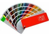 Таблица цветов RAL из Классической коллекции
