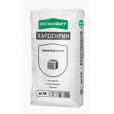 Ремонтный состав ХАРДСКРИН RC20, 25 кг