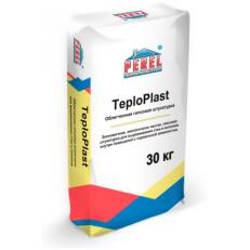 Гипсовая штукатурка 0528 TeploPlast / 0529 TeplpPlast облегченная, 30 кг