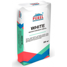 Клеевая смесь WHITE, 25 кг