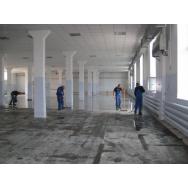 Промышленные полы, стяжки, ремонт бетона