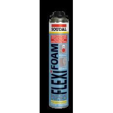 Монтажная герметизирующая пена нового поколения Flexifoam, 750 мл