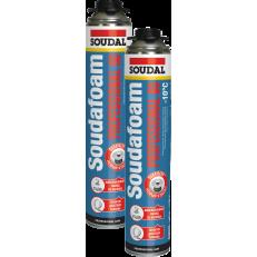 Монтажная пена Soudafoam Professional 60 летняя / зимняя, 750 мл