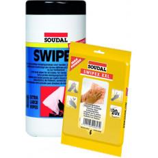 Очищающие салфетки Swipex