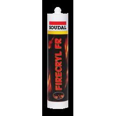 Огнестойкий акриловый герметик FireAcryl FR, 310 мл