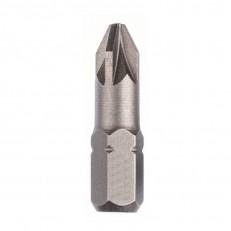 Биты Biber 84122 PZ-2 25 мм (10 шт.)