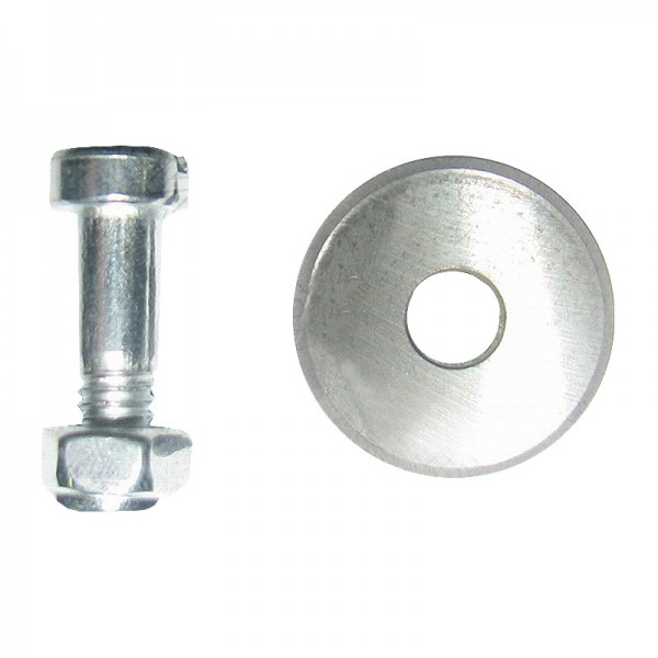 Запасной ролик Biber 55184 для плиткорезов Эксперт 16х6х3 мм