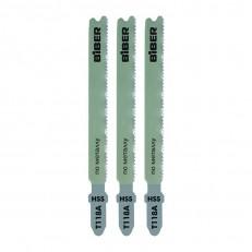 Полотна по металлу Biber 85277 Т118А 67/1,4 мм (3 шт.)
