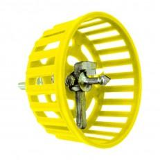 Сверло круговое по кафелю Biber 55501 с защитной решеткой, d 20-94 мм