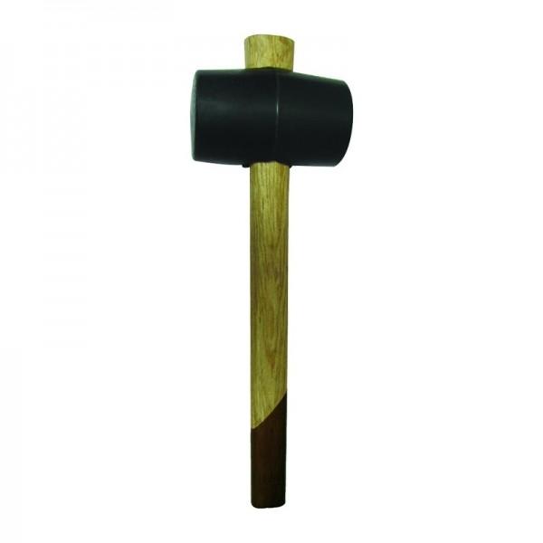 Киянка резиновая Biber 85392 Стандарт 55 мм 0,35 кг