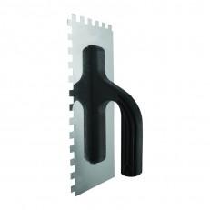 Гладилка Biber 35313 270х130 мм зуб 6х6 мм