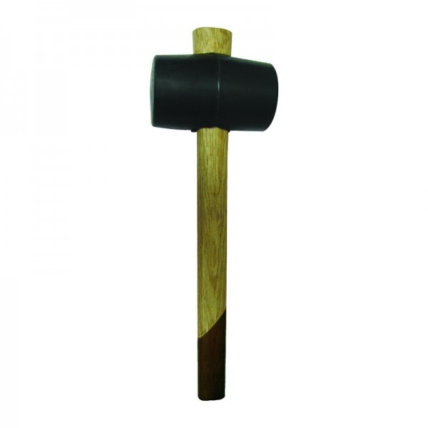 Киянка резиновая Biber 85393 Стандарт 70 мм 0,7 кг
