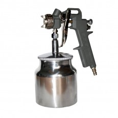 Краскопульт пневматический QE 770-827 ниж. бачок 750 мл, сопло 1,5 мм