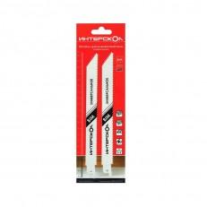 Полотна для ножовочной пилы Интерскол 204х182х2,5 мм (2 шт.)