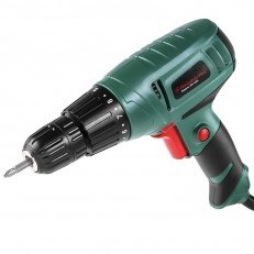 Дрель-шуруповерт сетевая Hammer DRL400A 280 Вт 0-750 об/мин