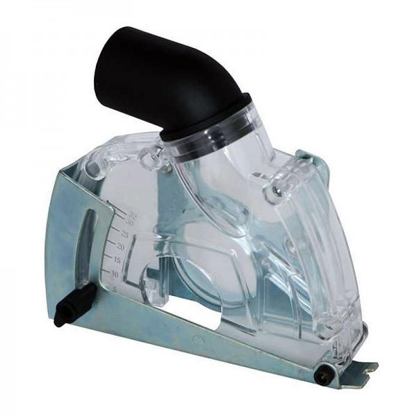Кожух защитный (вытяжной) к УШМ 125 мм с регулировкой глубины пропила