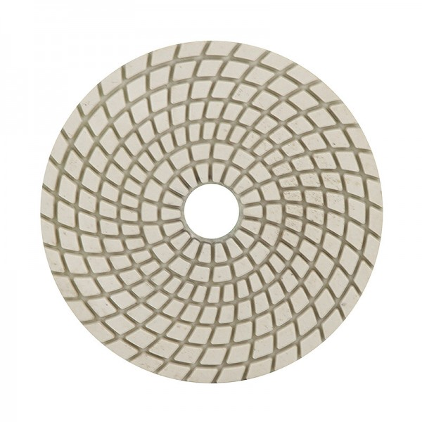 Алмазный гибкий шлифовальный круг №30 100 мм, рабочий слой 4 мм