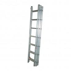 Лестница универсальная Biber 98209 3-х секционная 9 ступеней