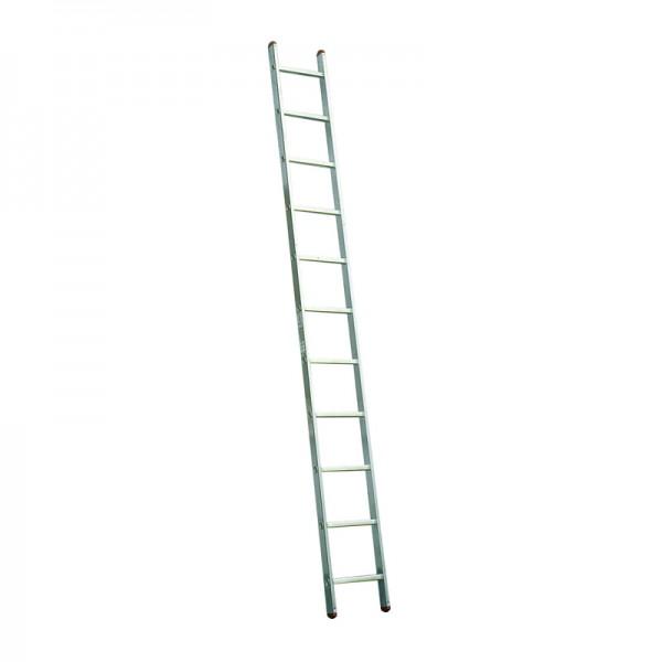 Лестница приставная Biber 98411 1 секционная 11 ступеней