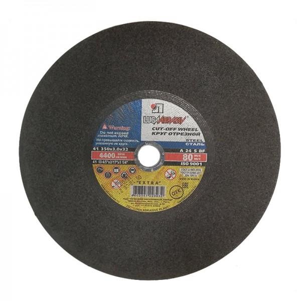 Диск отрезной Луга 350х3,0х32 мм по металлу