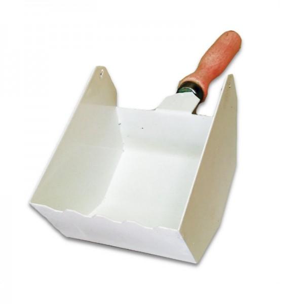 Кельма-ковш по газобетону для клеевого раствора 100 мм