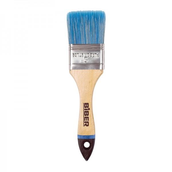 Кисть флейцевая для антисептиков Biber 31266 Стандарт 75 мм