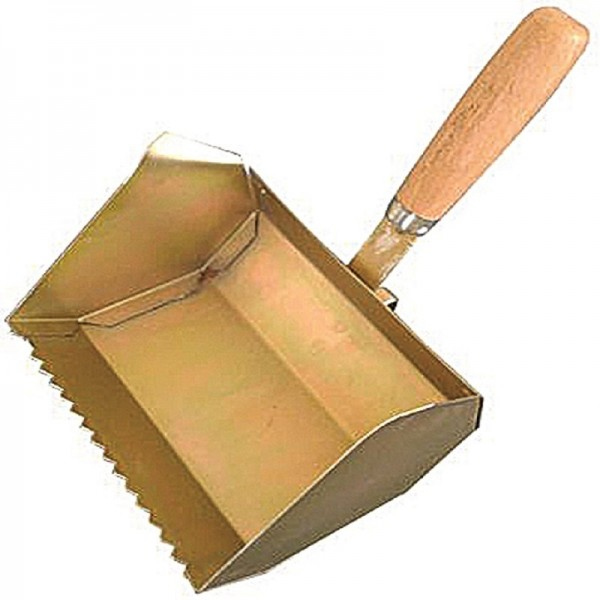 Кельма-ковш по газобетону для клеевого раствора 120 мм