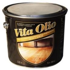 Масло с твёрдым воском для деревянных полов и мебели 2,5 л