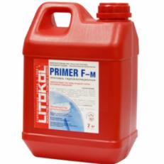 Грунтовка для обработки оснований PRIMER F-м 2 кг