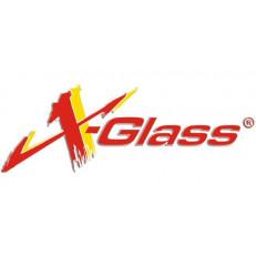 Стеклосетка фасадная X-GLASS, 5х5мм, рулон 50 м2
